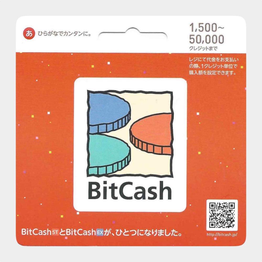 BitCash Prepaid Card - Japan Codes